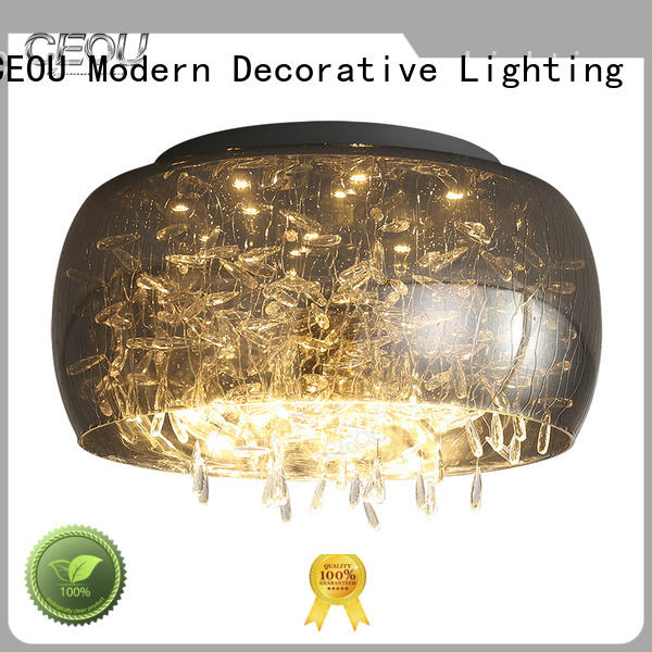 CEOU round ceiling lamps for sale customized for hotel
