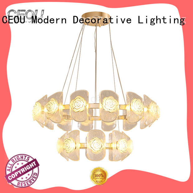 CEOU extraordinary hanging pendant chandelier ball design for dinning room