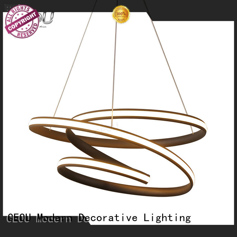 CEOU luxury unique pendant lights customized for dinning room