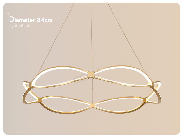 CEOU luxury hanging lamps for living room manufacturer for hotel-1