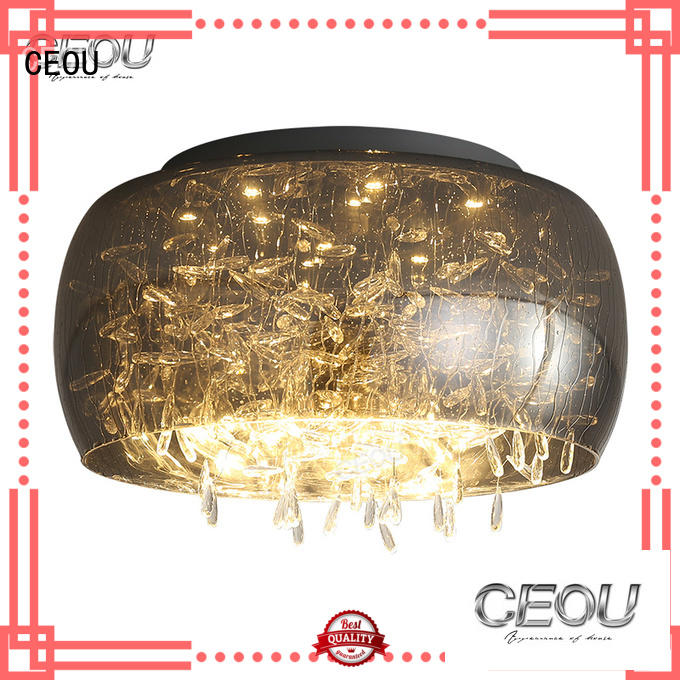 CEOU beautiful ceiling led panel light high quality for bedroom