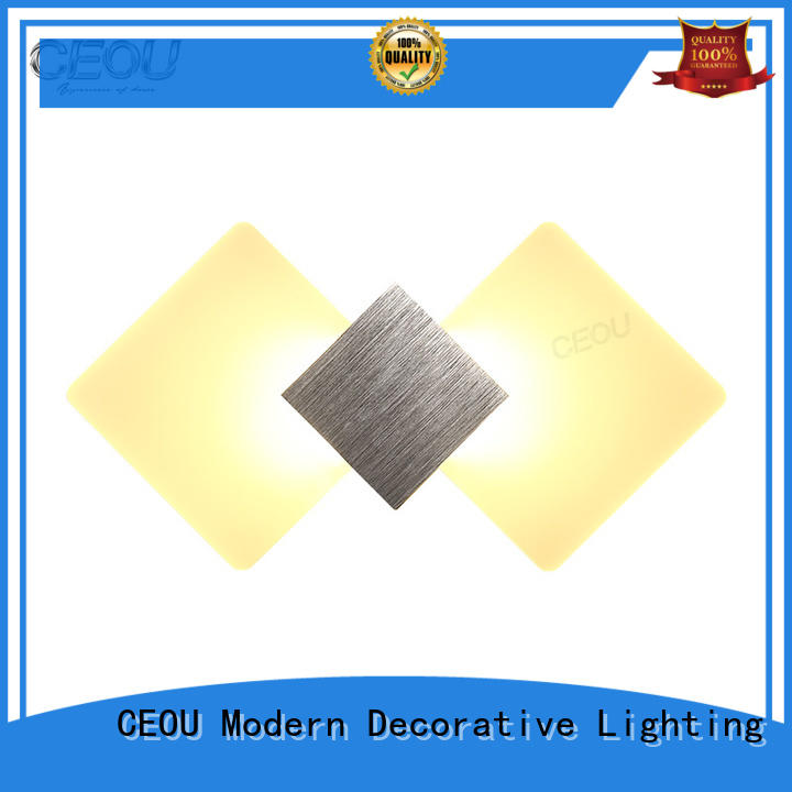 high quality wall bracket light fixtures LED company for home decor