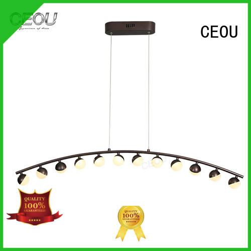 CEOU luxury led pendant chandelier Suppliers for dinning room