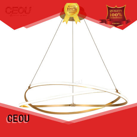 CEOU Wholesale modern ceiling pendant lights Suppliers for living room