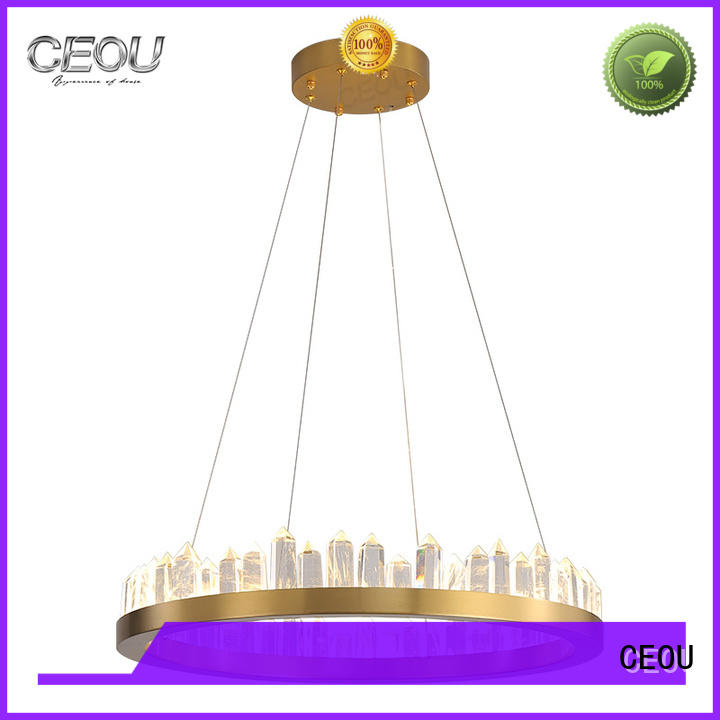 CEOU Wholesale contemporary chandelier lighting manufacturer for living room