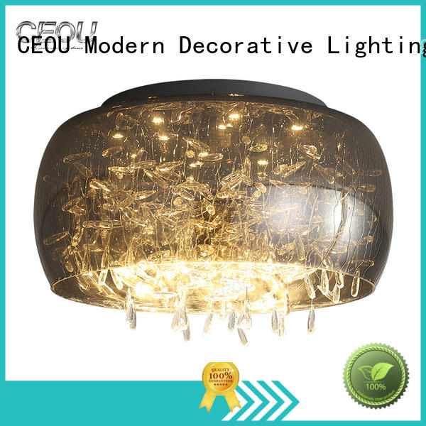CEOU contemporary modern ceiling lamps customized for living room