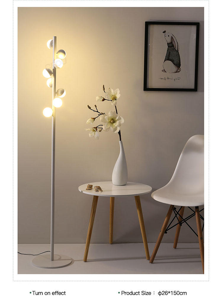 CEOU quality modern adjustable floor lamp customized for living room-3