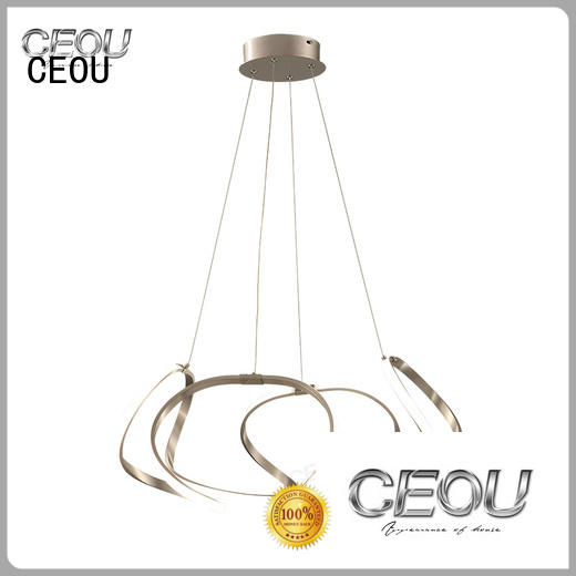 CEOU luxury ceiling chandelier supplier for dinning room