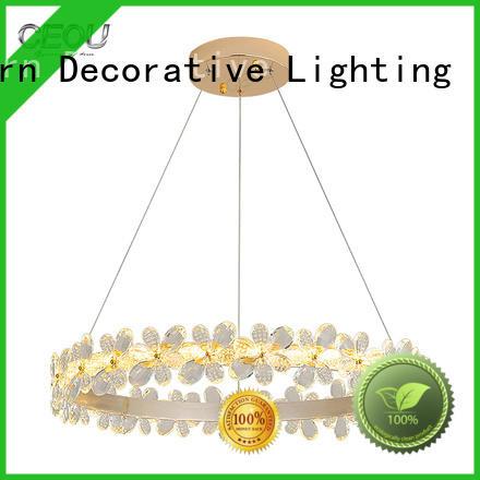 CEOU flower shaped modern pendant lighting kitchen supplier for home decor