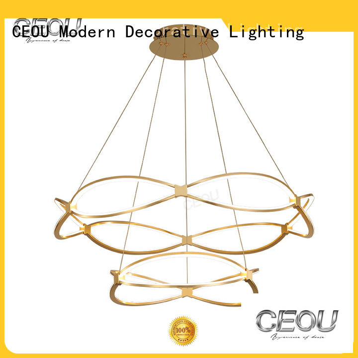 New hanging pendant lamp circular Suppliers for home decor