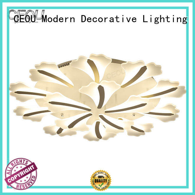 CEOU creative modern ceiling light fixtures high quality for home decor