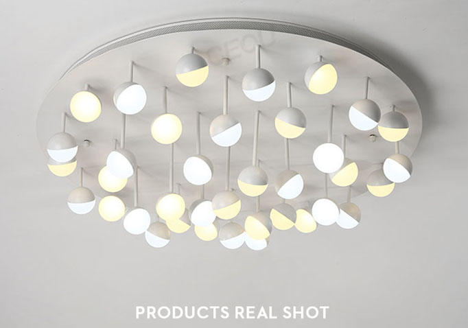 CEOU acrylic modern ceiling lights living room high quality for living room-2