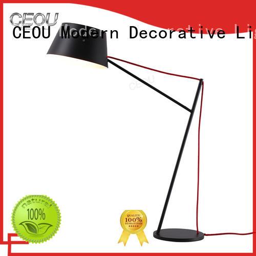 CEOU black led table lamp customized