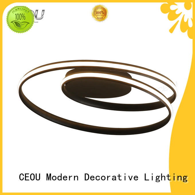 creative modern ceiling light fixtures glass manufacturer for living room