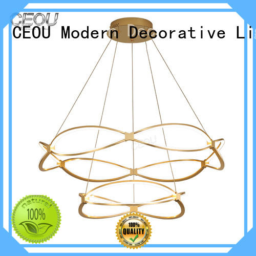 CEOU luxury glass pendant lights for kitchen supplier for living room