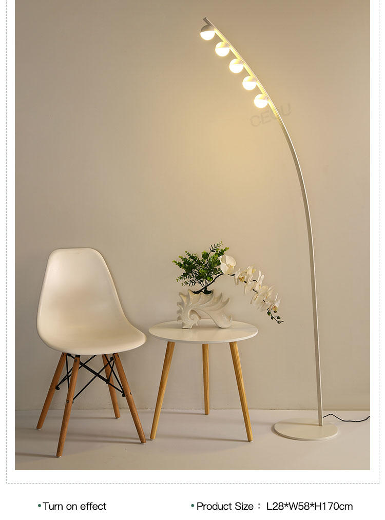 CEOU antioxidant floor standing lamps customized for hone decor-1