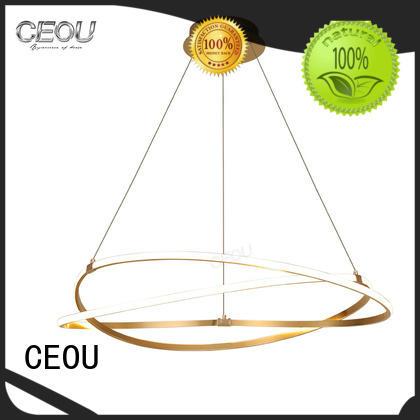 CEOU ball design bedroom pendant lights supplier for living room