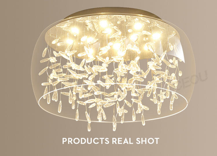 CEOU beautiful ceiling led panel light high quality for bedroom-2