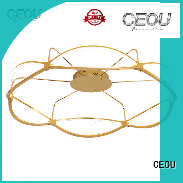 CEOU beautiful contemporary ceiling lights manufacturer for hotel