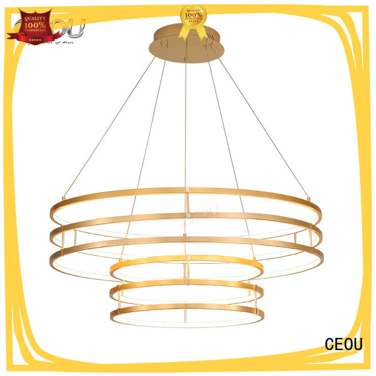 CEOU ball design chandeliers for sale supplier for dinning room