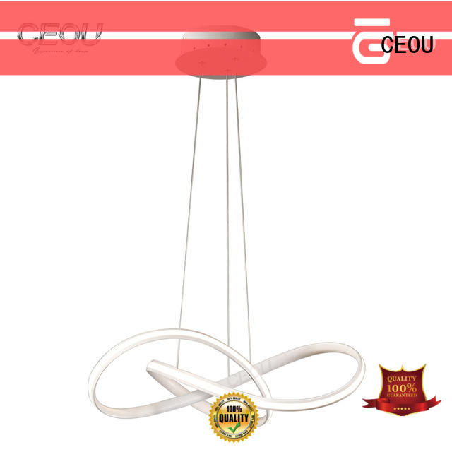 CEOU Best glass pendant lights for kitchen for hotel