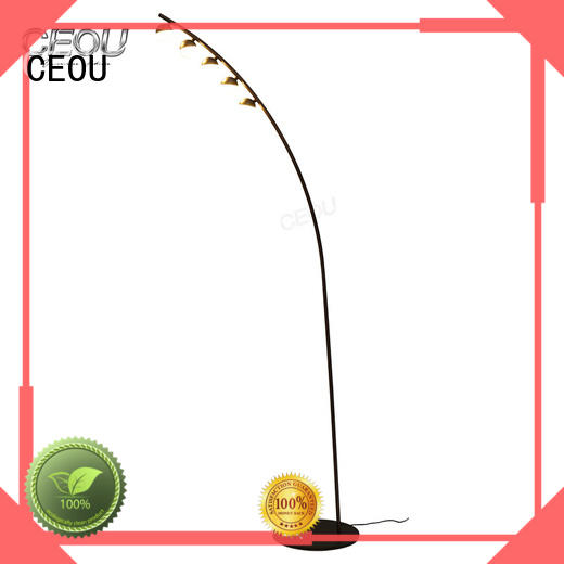 CEOU quality modern adjustable floor lamp customized for living room