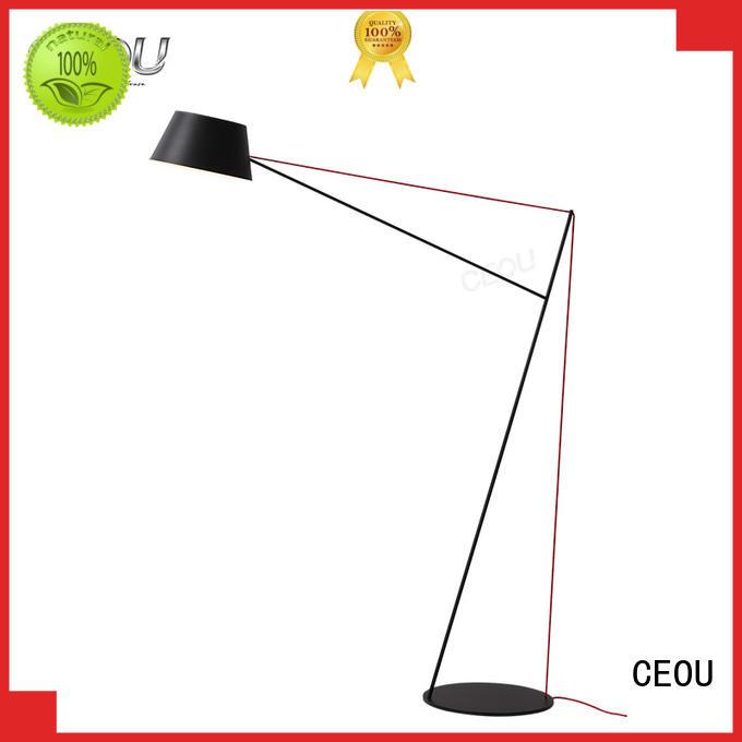 CEOU quality led floor lamp customized for hone decor