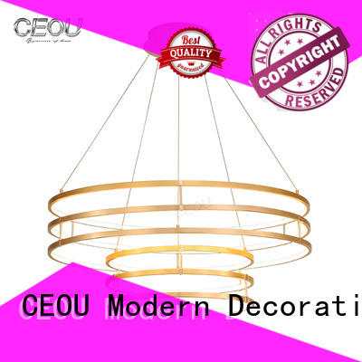 CEOU luxury hanging light manufacturers for hotel