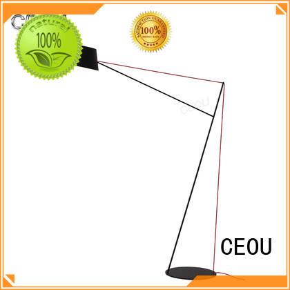 CEOU creative art deco floor lamp customized for hone decor