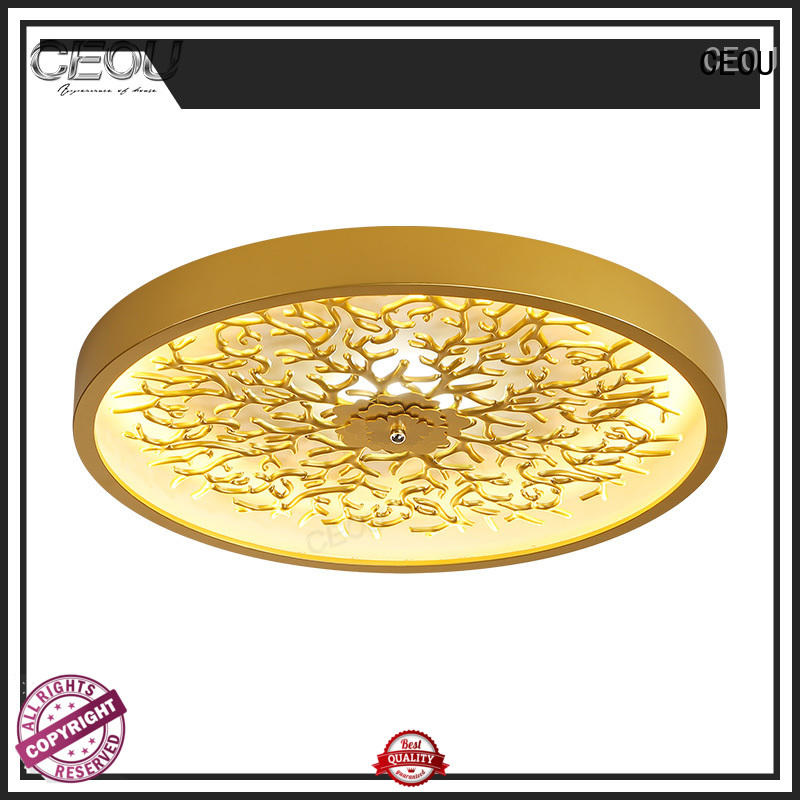 beautifulceiling led panel light gold manufacturer for living room