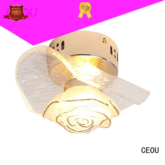 CEOU Wholesale decorative wall lamps Supply for aisle
