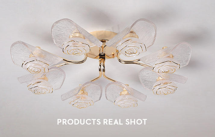 CEOU gold crystal ceiling lights manufacturer for hotel-3
