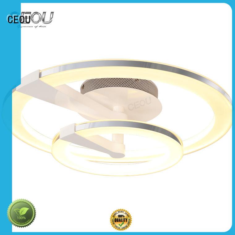CEOU linear modern led ceiling lights manufacturer for living room
