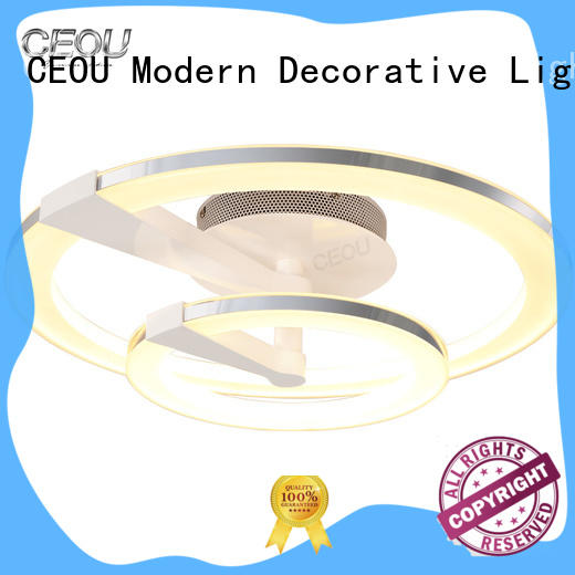 CEOU sand black decorative led ceiling lights company for living room