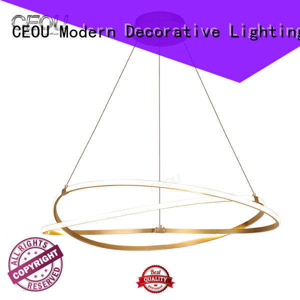 CEOU linear led pendant factory for dinning room