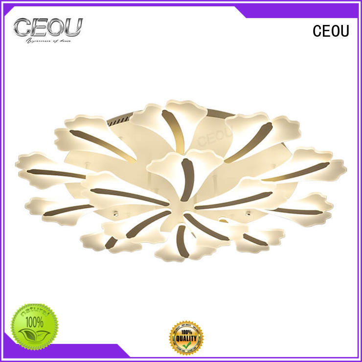 creative led surface mount ceiling lights sand black high quality for bedroom