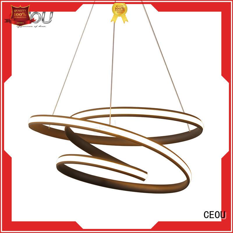 CEOU romantic unique pendant lights manufacturer for hotel