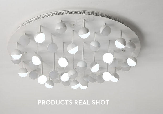 CEOU acrylic modern ceiling lights living room high quality for living room-3