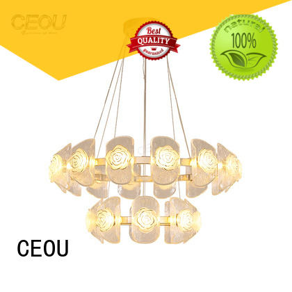CEOU circular pendant lamp manufacturer for living room