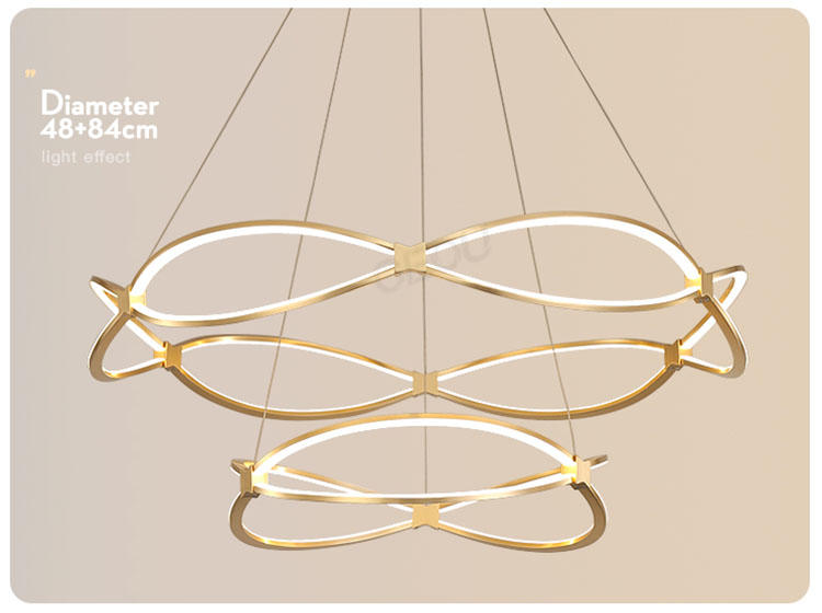 CEOU luxury hanging lamps for living room manufacturer for hotel-2