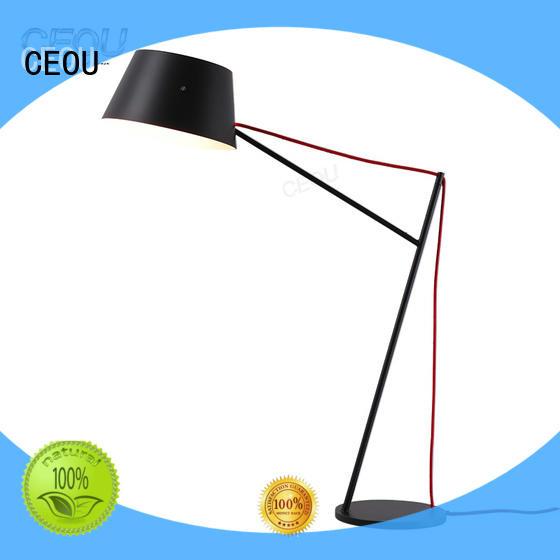 CEOU black chandelier table lamp manufacturer for office