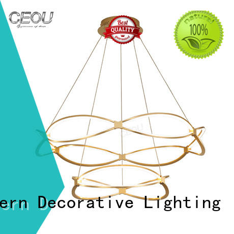 CEOU acrylic pendant chandelier company for dinning room