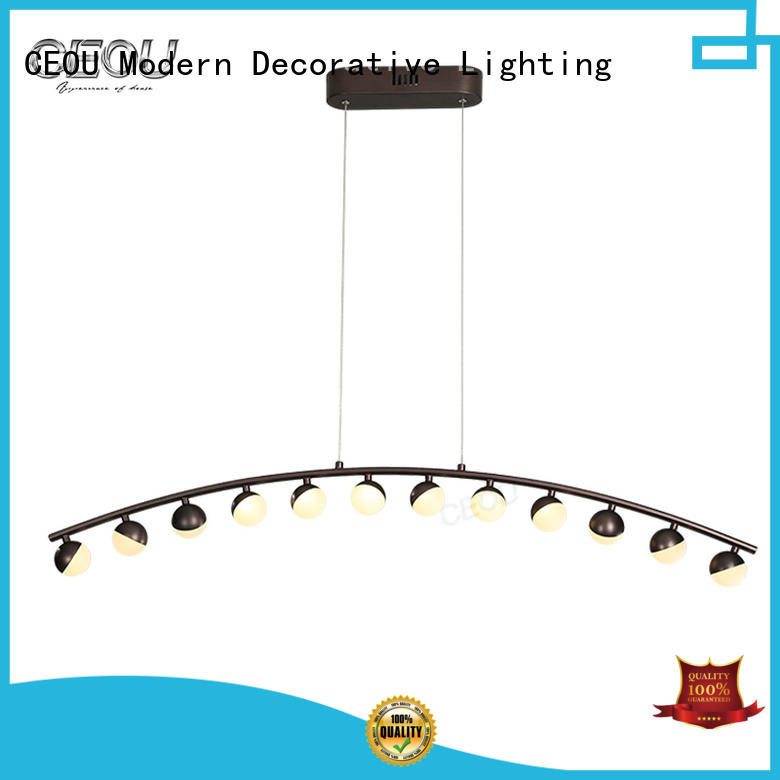 CEOU luxury pendant chandelier manufacturer for home decor