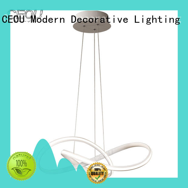 CEOU glass modern pendant lighting supplier for home decor