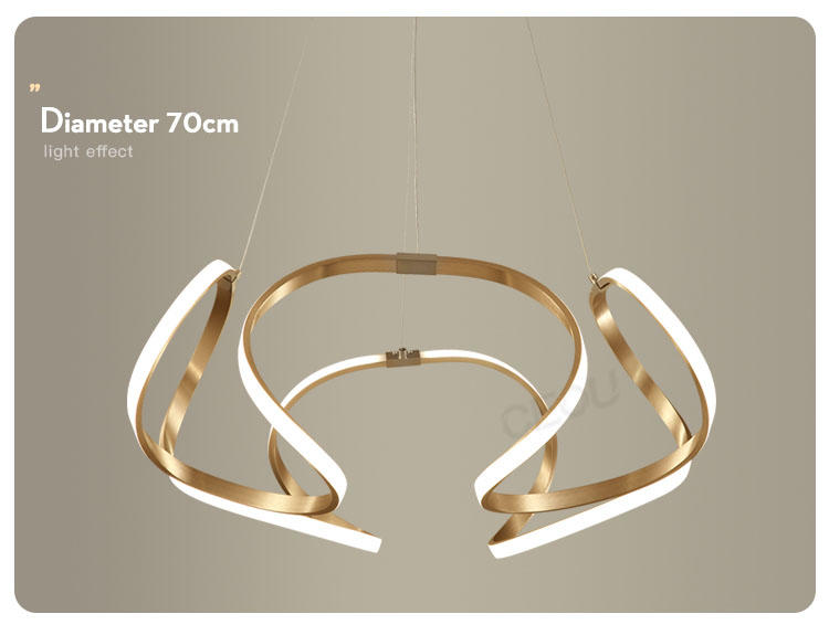 CEOU luxury ceiling chandelier customized for dinning room-2