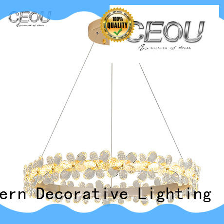 CEOU ball design modern pendant fixtures manufacturers for living room