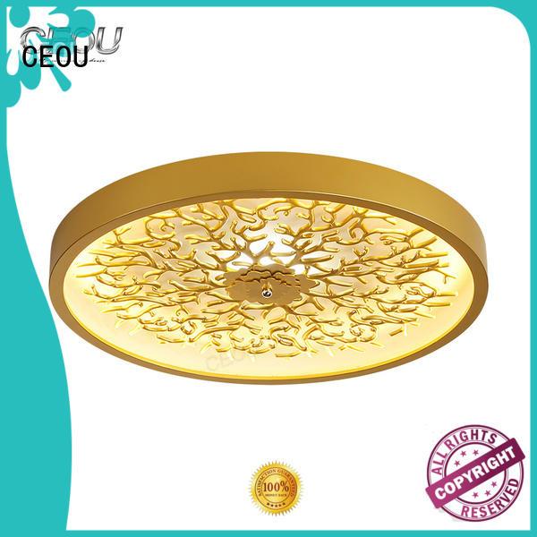 CEOU linear led ceiling lights for homes manufacturer for bedroom
