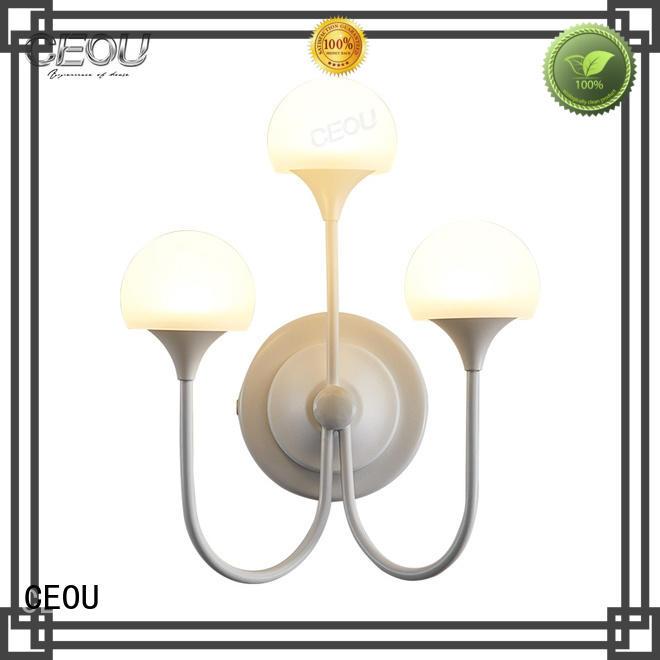 CEOU mushroom shaped living room wall lights Suppliers for aisle