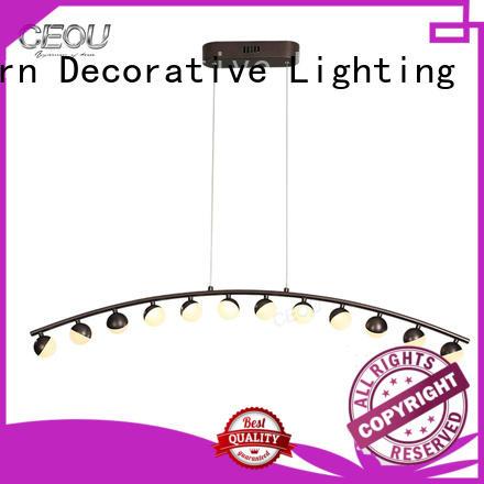 CEOU Wholesale kitchen pendant light fixtures for hotel