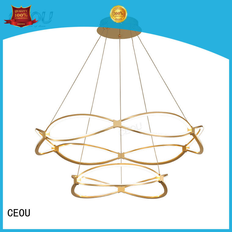 CEOU glass hanging lamps for living room for living room